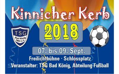 Kinnicher Kerb 2018