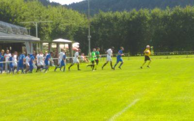 2 : 1 Heimerfolg gegen den TSV Hainstadt