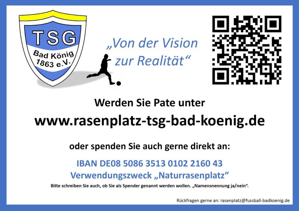 Rasenplatz TSG Bad König